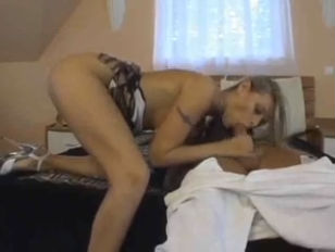 Tight Blonde Gets Fucked Hard