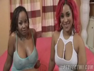 Black Fatty 3some