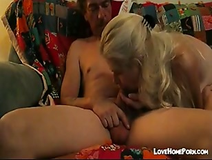 Mature Wife Sucks Me Dry