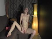 EvelinaJuliet Masturbation Challenge