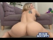 Dirty Slut Kayla Quinn Gets Big Dick Fucked
