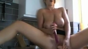 Big Tits Webcam Dildo Orgasm
