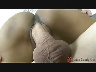 Hot Asian Teen Snatch