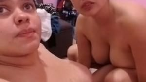 Awesome Big Tit Dirty Colombian Lesbians. Recorded On 720cams.com