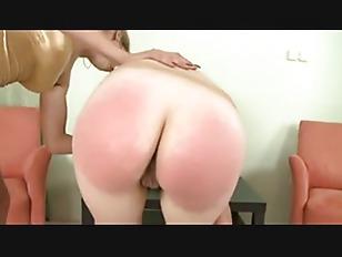 Awesome Babes In Hardcore Spanking Lez Action