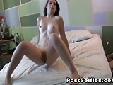 Ex Girlfriend Homemade Pussy Toying Sex Tape