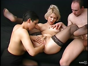 Double Blowjob Is The Way To Cum