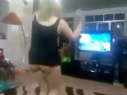Iranian Sexy Dance In Home