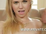 Blonde Not Step Sister Violette Pink Gets DP