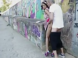 Spanish Bitch Julia De Lucia In Public