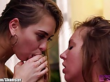 Riley Reid Punishes Maddy O'Reilly For Fucking Not Daddy