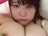 Japanese BBW Bigclit Masturbation
