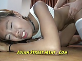 Pink Meat Goes Down In Taxi