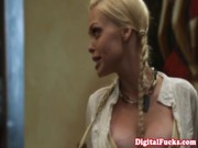 Busty Jesse Jane Sucks And Fucks Closeup