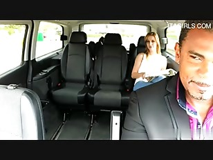 Sexy Student Get Fuck In Car
