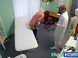 FakeHospital Doctor Solves Patients Depression Through Oral